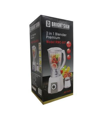 Picture of BS-3420 2 IN 1 Blender premium/1*8