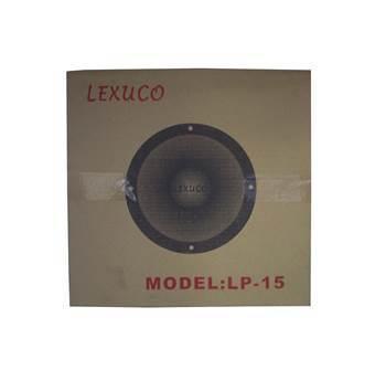"""Picture of LP-15 LEXUCO SPEAKER 15""""/1*1"""