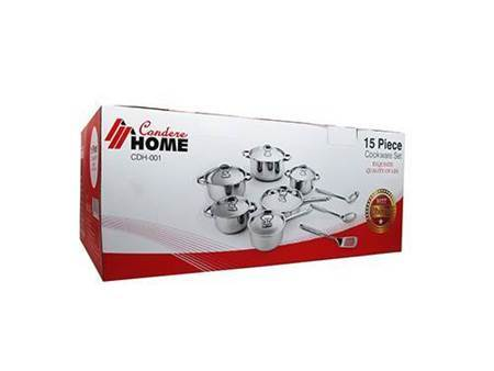 Picture of CDH-001 15Piece cookware set/1*2