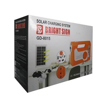 Picture of BS-3753 Solar charging system/1*10