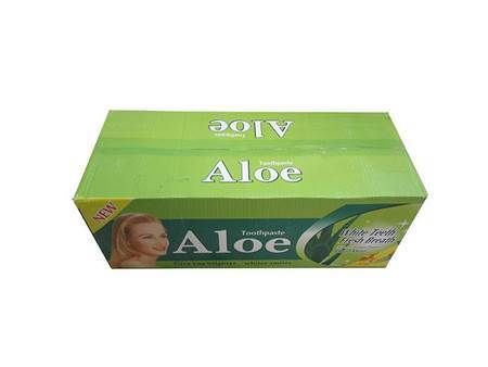 Picture of ALOE BS-7354 toothpaste 72p/1*1