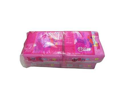 Picture of Top classic Diapers(M)4*50P/1*1