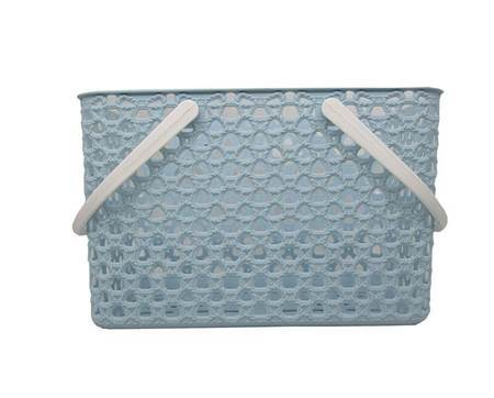 Picture of BS-7707 PLASTIC HAND BASKET/1*60