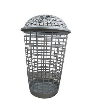图片 Domed linen Bin-silver(JO0665-SL)/1*10