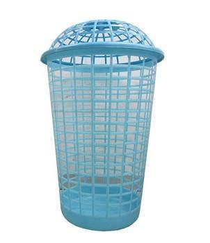 Picture of JO0665-TB Domed Linen Bin blue/1*10