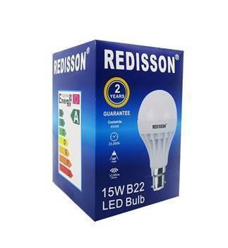 图片 15W B22(RED LED BULB)/1*50
