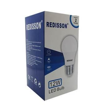图片 12WE27 REDISSON LED BULB A/1*100