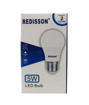 Picture of 5WE27 REDISSON LED BULB A/1*100