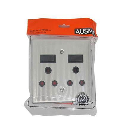 Picture of Aus A-MD02(S)-S(silver steel)/1*48