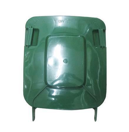 Picture of Wheelie bin lid Green/1*1