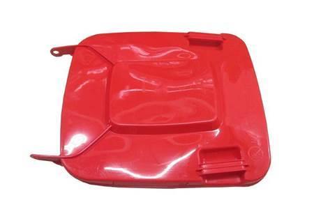 Picture of Wheelie bin lid Red/1*1