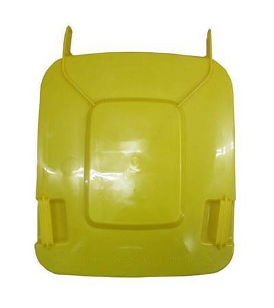 Picture of Wheelie bin lid Yellow/1*1