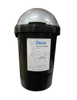 Picture of 25L Otima Dustbin+Flip-Lid/1*10
