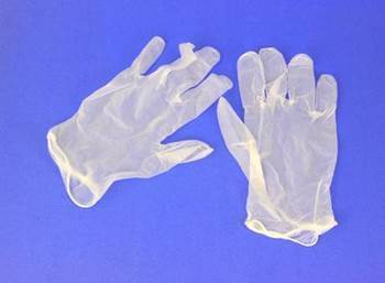 Picture of Disposable exam gloves 100p/1*20