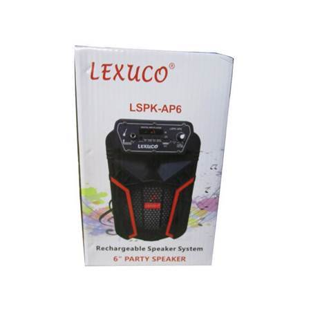 Picture of LSPK-AP6 LEXUCO 6''PARTY SPEAKET/1*8
