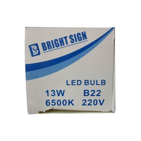 Picture of BS-4222 13W B22 LED BULB/1*100