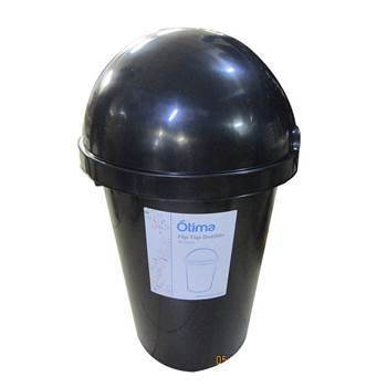 Picture of 50L Otima Dustbin+Flip-Lid/1*10