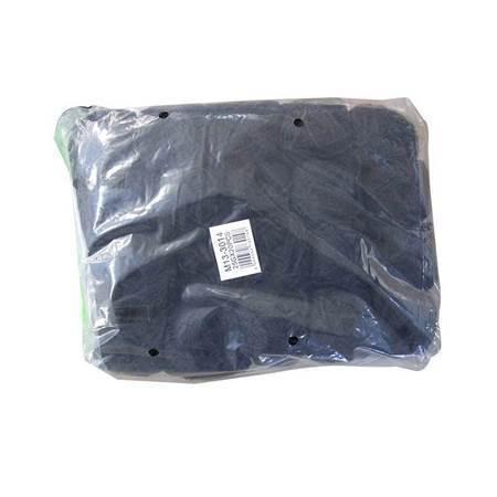 Picture of M13-3014 BLACK WOOLEN /1*40