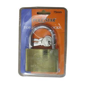 Picture of BS-0272 75MM GOLD LOCK/1*48