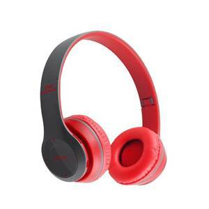 Picture of P47 Wireless Bluetooth Headphones Red