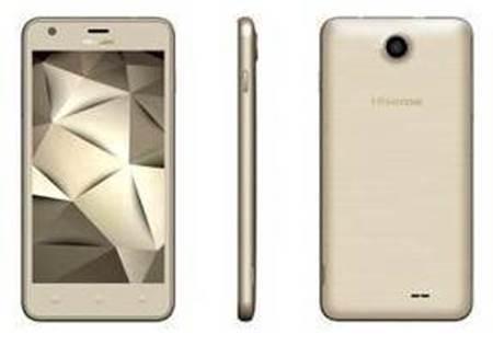 Picture of Hisense U962 Gold