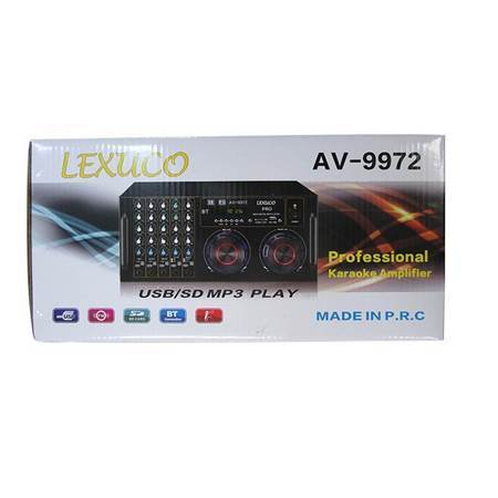 Picture of AV-9972  LEXUCO AMPLIFIER/1*2