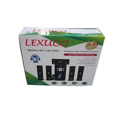 Picture of lsp-8853 lexuco5.1 ch home theatre/1*1