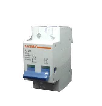 Picture of Aus 2p 63a dinrail s/d isolator/1*120
