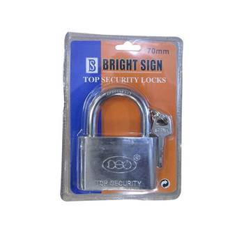 Picture of BS-2567 70MM SECURITY LOCKS/1*72