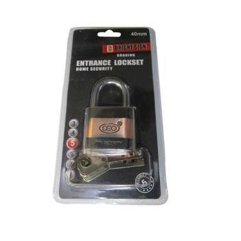 Picture of BS-2573 40MM ENTRANCE LOCKSET/1*96