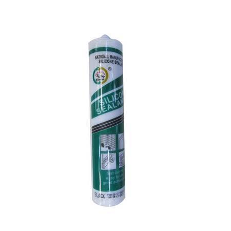 Picture of BS-7789 BLACK SILICONE SEALANT/1*24