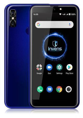 Picture of Invens K2 Blue