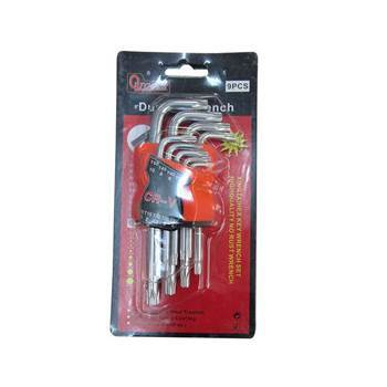 Picture of BS-6025 9PCS DURABLE WRENCH/1*72