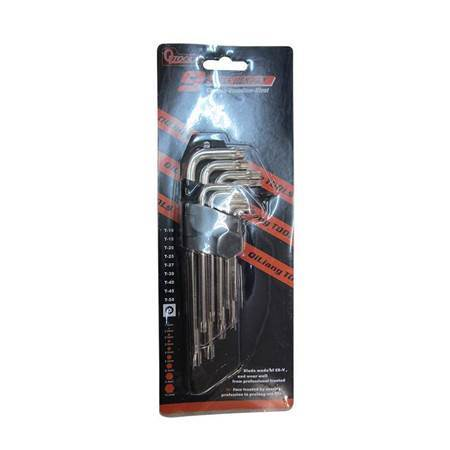 Picture of BS-6018 9.PLECE HEX KEY/1*60