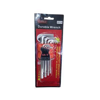 Picture of BS-6021 9PCS DURABLE WRENCH/1*60