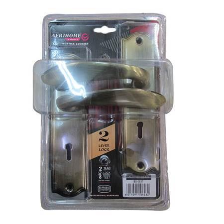 Picture of BS-0637 2 LEVER DOOR LOCK/1*24