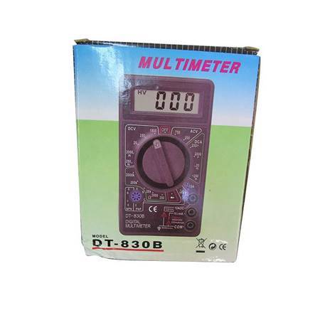 Picture of DT-830B DIGITAL MULTIMETER/1*100