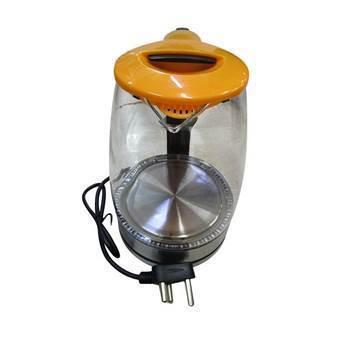 图片 LX-3002 COLOUR GLASS KETTLE/*12