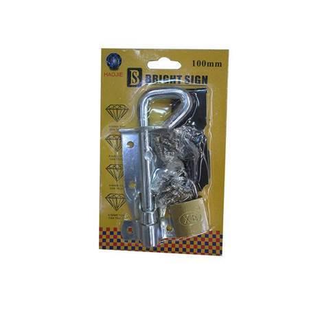图片 BS-0746 4'' bolt+ bukle+LOCK/1*360