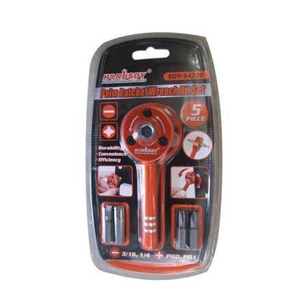 图片 SDY-94270 palm ratchet wrench bit set/1*144