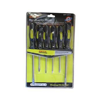 Picture of SDY-8013 6p screwdriver set/1*40
