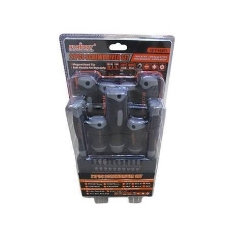 图片 SDY-94301 21P Screwdriver set/1*24