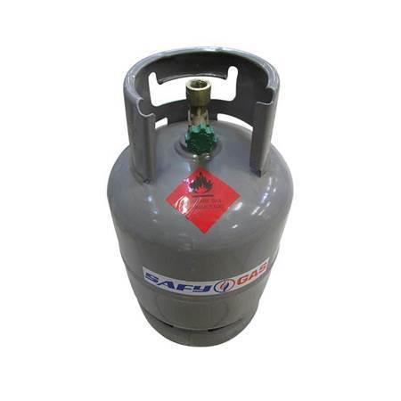 Imagem de LPGC-3 3KG LP GAS CYLINDER 7.2L/1*1