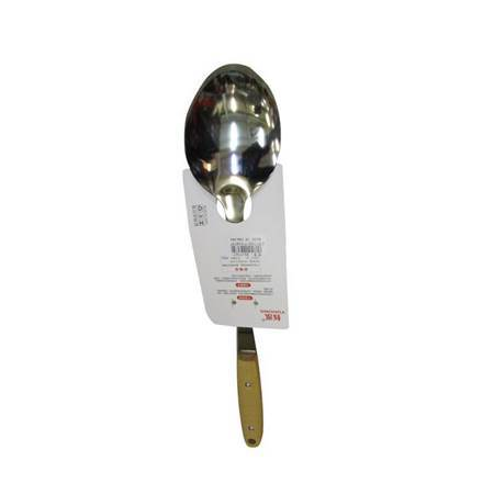 Picture of BS-5367 Long rice spoon with wooden handle/1*240