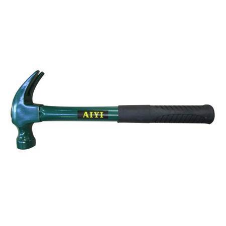 Imagem de AL-820 Hammer with green steel handle/1*36