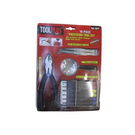Picture of 11677 10p Precision tool set/1*48