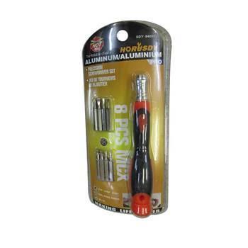 图片 SDY-94051 8P Aluminum screwdriver set/1*144