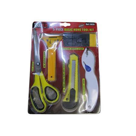 Picture of 11635 5p basic home tool kit/1*48