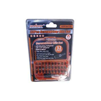 Picture of SDY-94159 32P Screwdriver bits set/1*48