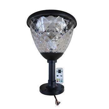 图片 SUN-XYZT Outdoor solar lamp with pole/1*6